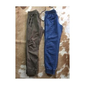 Pants - bundle of jogger style pants